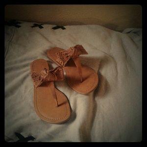 New pair Jessica Simpson Jumba Flip Flops Sandles